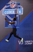 The NFL Draft Combine is just one of the many ways the league fills the offseason schedule.