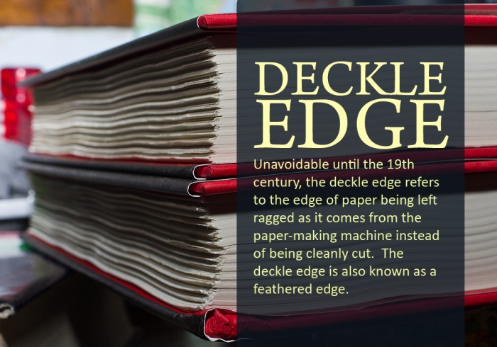 deckleedge